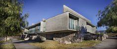 Sobrino House, Argentina by A4estudio
