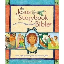 The Jesus Storybook Bible tells the Story beneath all the stories in the Bible. At the center of the Story is a baby, the child upon whom everything will depend.