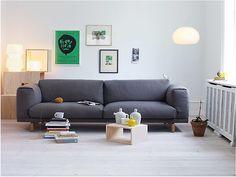 design day: Rest sofa by Muuto (Designed by Anderssen & Voll - muuto.com)