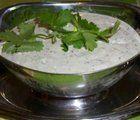 Aderezo cremoso de cilantro
