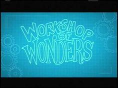 Workshop of Wonders - 2014 VBS from Cokesbury