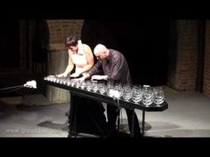 I drink to help them find perfect pitch.  Dance of the Sugar Plum Fairies on Glass Harp...awesome :-) I