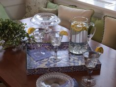 Versatile tray has a intricate scroll design. H202091 http://qvc.co/-Shop-ValerieParrHill