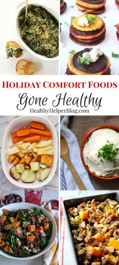 Holiday Comfort Food