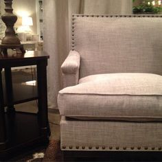 Clean Lines and Cool Details at Rowe Furniture High Point Fall Market 2013 | Apartment Therapy #HPMKT #StyleSpotter Janel Laban #HPMKT2013