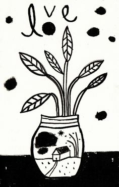plant by Inma Lorente