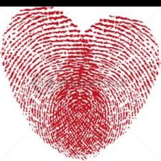 thumbprint heart, tattoo idea, thumb print, kids heart fingerprint tattoo, vector graphic, fingerprint heart, fingerprints, a tattoo, heart tattoos