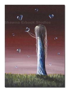 How she says I miss you - Shawna Erback
