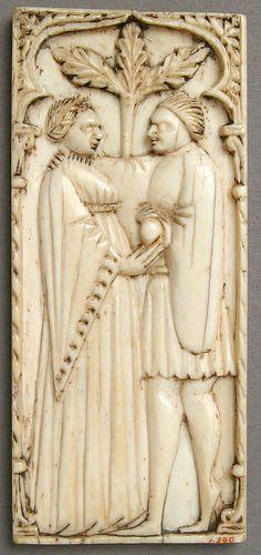 sca gear, mediev miscellani, 14th centuri, 14th century, 13001400 fashion, mediev art