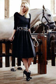 Equestrian Fashion
