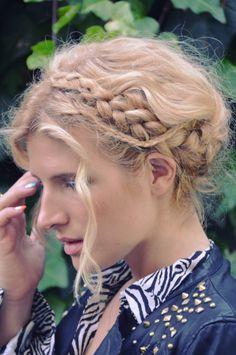 hair tutorials, fishtail braid, diy swiss, prom hair, braids