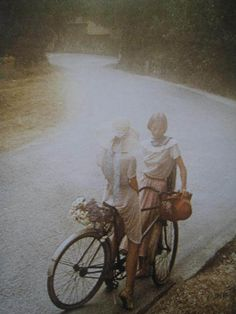 lights, david hamilton, wall art, bicycles, friends, 1920s style, bike rides, inspir, soft light