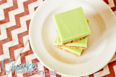 Key Lime Bars {Cupca