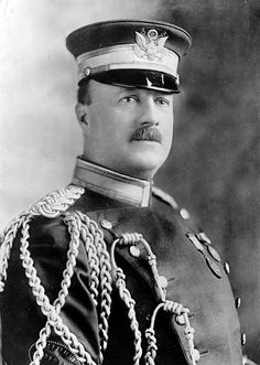 Major Archibald Willingham Butt (September 26, 1865 – April 15, 1912) was an influential military aide to U.S. presidents Theodore Roosevelt and William Howard Taft. Before becoming an aide to Roosevelt, Butt had pursued a career in journalism and served in the Spanish-American War. He died in the sinking of the RMS Titanic.