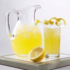 Lemon Squash (Sparkling Lemonade)