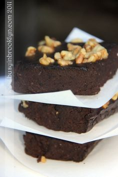 Busy in Brooklyn » south beach diet phase 1 brownies