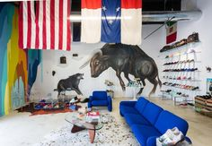 For fun loafers and sneakers, head to Del Toro Shoes in #Miami, #Florida.