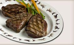 Great Buffalo Steak Combination