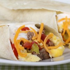 Best Breakfast Burritos