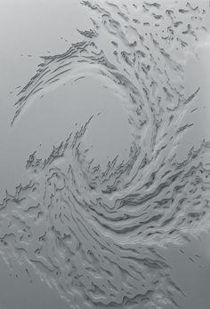 Prien about Rogan Brown - Paper Sculptures