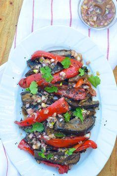 mushroom, healthy meals, apple cider vinegar, asparagus, eggplant, side dish recipes, vegan side dishes, dinner tonight, vegetable recipes