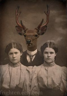 The Deer Lord is with you. Always.