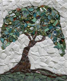 Green Tree by Kath Jones, via Flickr