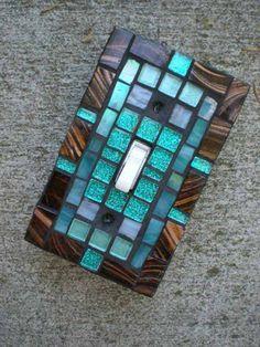 Creative DIY Ideas To Decorate Light Switch Plates