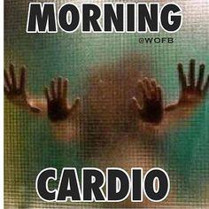 morning cardio #sex