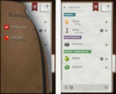 Our selection of iPhone apps now free : don't miss ICanShop, free today with AppiDay !