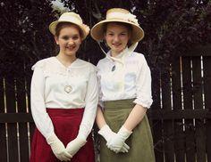 Roses & Bluebells: An Edwardian Garden Party