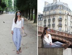 How to Travel Fashionably with The Darling Detail - Inspired By This