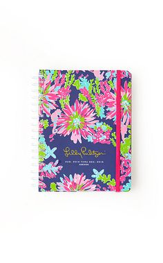 Large Lilly Agenda