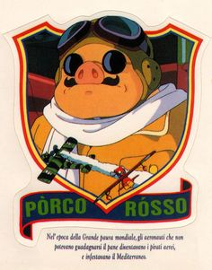 Porco Rosso (Hayao Miyazaki)