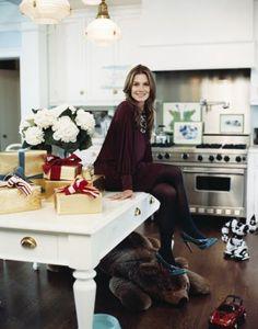 aerin lauder's holiday kitchen