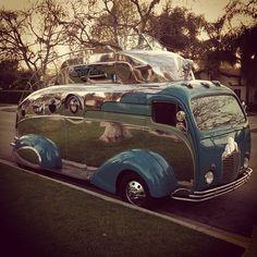 Retro Classic Van. | RV's: Motorhomes & Recreational Vehicles.