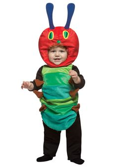 Toddler Very Hungry Caterpillar Costume