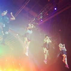Thanks to @perriesgotswag for this photo! x factor tour, little mix