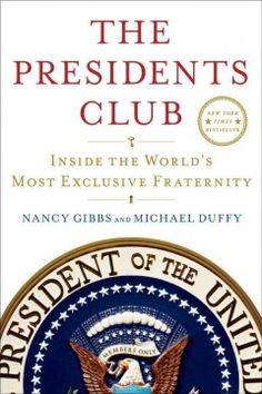 examin presidenti, relationship, exclus fratern, book worth, nanci gibb