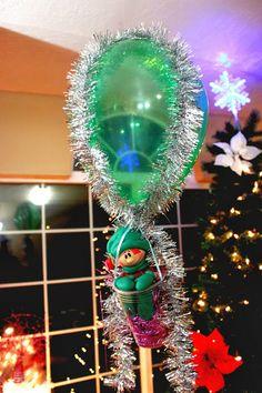 Elf Hot Air Balloon