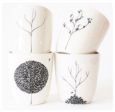 baked on sharpie craft? i need these mugs. :)