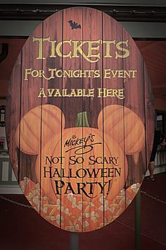 Mickeys Not So Scary Halloween Party 2013
