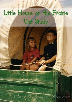 Little House on the Prairie Unit Study #SuliaChat #SuliaMoms