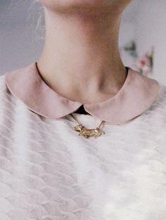 #necklace #pig #gold