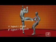 Human Weapon Kung Fu - Wire Fu Kick