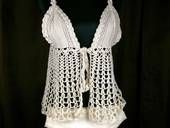 Crocheted Lace Lingerie
