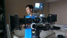 #FS700  #4K @Movcam @Sonja T Champness Digital Cinema 4K @Sonja T Champness Professional