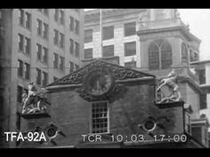 Boston Common and Proper, 1930s - YouTube