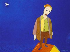 Postmodern art by contemporary artist Francis Berry, postmodern painter