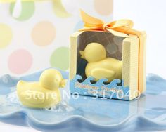 Adorable Rubber Ducky Baby Shower Soap Party Favor WS02-in Event & Party Supplies from Home & Garden on Aliexpress.com